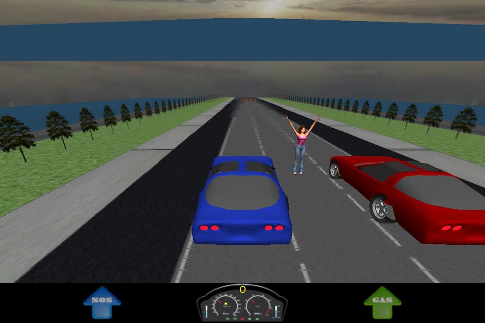 Screenshot Street Racer 3D